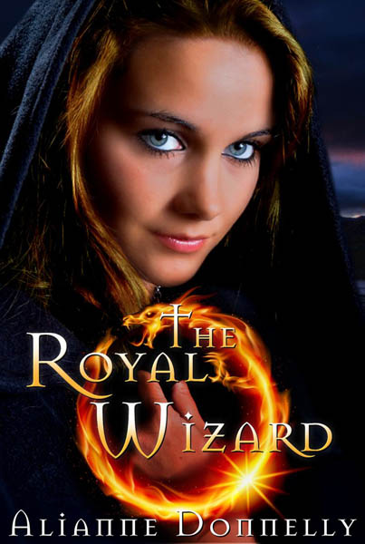 The Royal Wizard by Alianne Donnelly