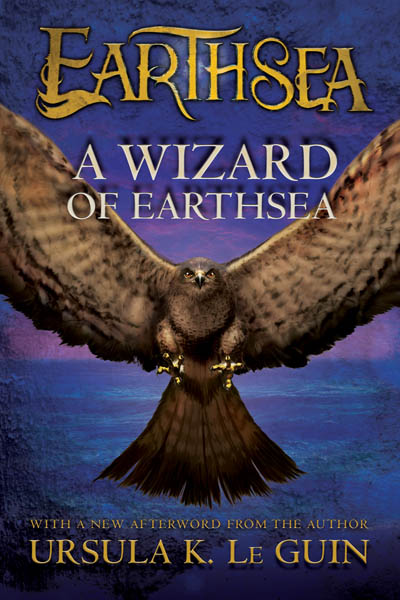 A Wizard of Earthsea by Ursula K. LeGuin
