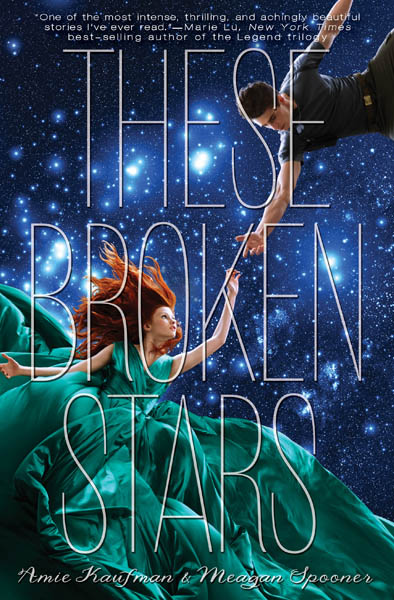 Review of These Broken Stars (Starbound Trilogy)