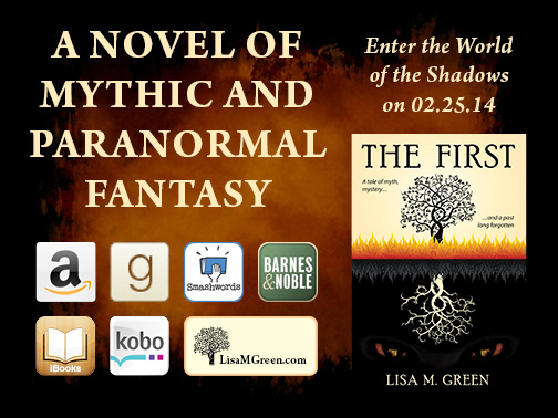 Enter the World of the Shadows with author Lisa M. Green