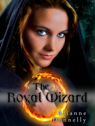 The Royal Wizard Book Cover
