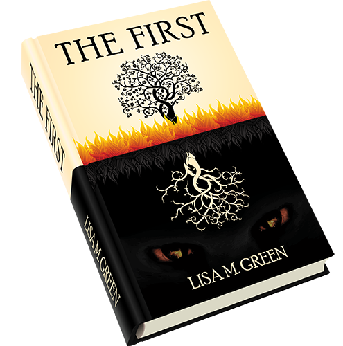 Book Cover for The First by Lisa M. Green