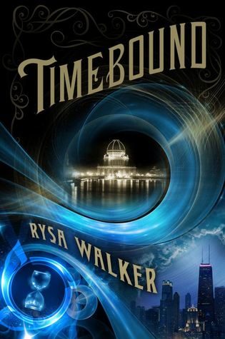 Review of Timebound (The CHRONOS Files)