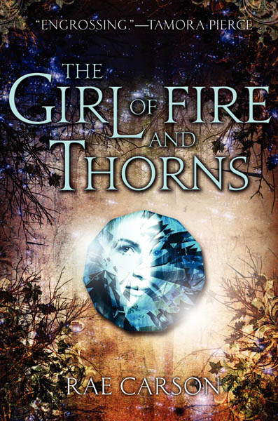 Review of The Girl of Fire and Thorns (Fire and Thorns Series)