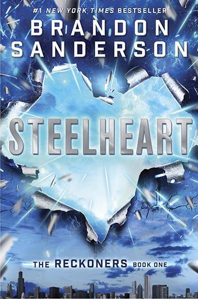 Steelheart Book Cover