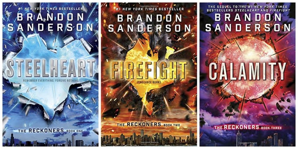 Reckoners Trilogy